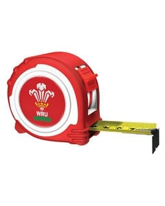 Official Welsh Rugby Tape Red / White 5m/16ft (Width 25mm)