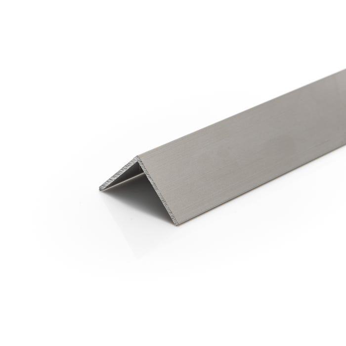 Anodised Aluminium Angle 25.4mmX25.4mmX3.2mm (1