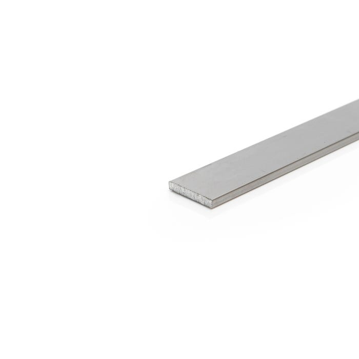 Anodised Aluminium Flat Bar 19.05mm X 3.2mm (3/4