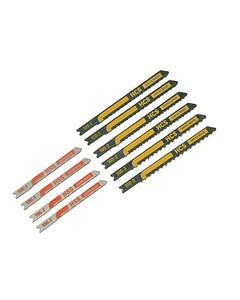 X27000 Assorted Jigsaw Blade Set 10 Piece