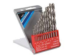 HSS Drill Set of 13 1.5-6.5mm