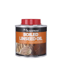 Boiled Linseed Oil 250ml