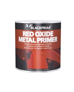 Red Oxide Metal Primer 1 Litre