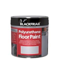 Professional Polyurethane Floor Paint Tile Red 1 Litre