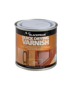 Quick Drying Duratough Interior Varnish Clear Matt 500ml