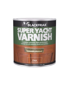 Super Yacht Varnish 250ml