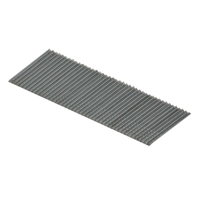 15 Gauge Angled Galvanised Finish Nails 57mm Pack of 3 655