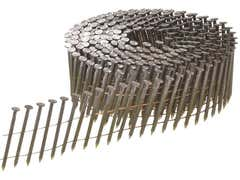 Galvanised Ring Shank Coil Nails 2.1 x 40mm Pack of 24 500