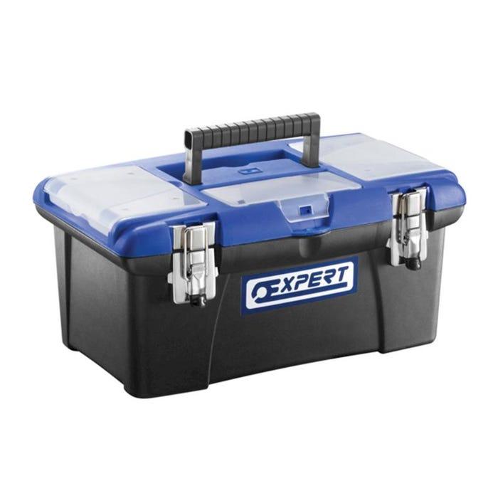 E010304B Plastic Toolbox 41cm (16in)