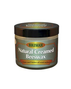 Natural Creamed Beeswax Clear 250ml