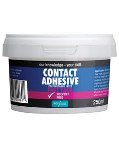 Contact Adhesive Solvent-Free Fast Tack 250ml