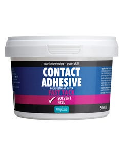 Contact Adhesive Solvent-Free Fast Tack 500ml