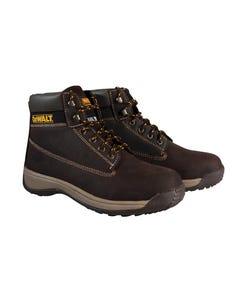 Apprentice Hiker Brown Nubuck Boots UK 11 Euro 45