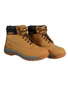 Apprentice Hiker Wheat Nubuck Boots UK 10 Euro 44