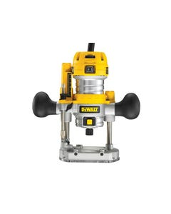 D26203 1/4in Plunge Router Variable Speed 900W 240V