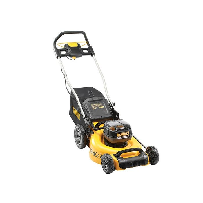 DCMW564P2 XR Brushless Lawnmower 18V 2 x 5.0Ah Li-ion
