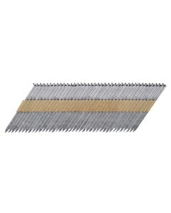 DNPT28R63 Galvanised 33° Angle Ring Shank Nails 2.8 x 63mm Pack of 2 200