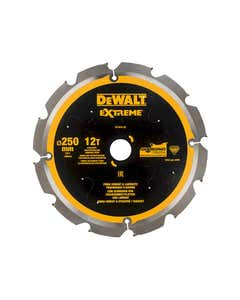 Extreme PCD Fibre Cement Saw Blade 250 x 30mm x 12T
