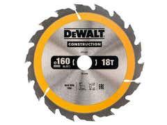 Construction Circular Saw Blade 160 x 20mm x 18T