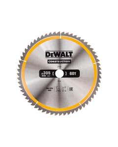 Stationary Construction Circular Saw Blade 305 x 30mm x 60T ATB/Neg
