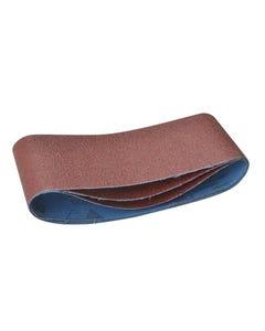 Sanding Belts 560 x 100mm 80G (Pack of 3)