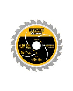 FlexVolt XR Circular Saw Blade 190 x 30mm x 24T