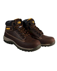 Hammer Non Metallic Brown Nubuck Boots UK 7 Euro 41