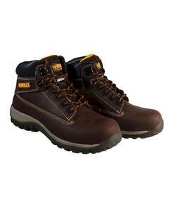 Hammer Non Metallic Brown Nubuck Boots UK 8 Euro 42
