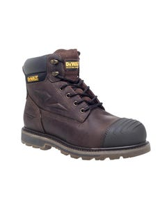 Houston S3 Brown Safety Boots UK 8 Euro 42