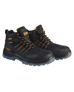 Nickel S3 Safety Black Boots UK 9 Euro 43