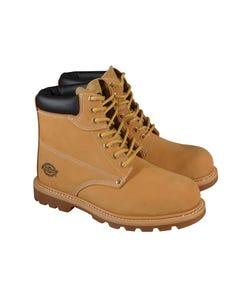 Cleveland Honey Super Safety Boots UK 11 Euro 45