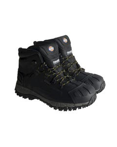 Medway Safety Hiker Black Size UK 9 Euro 43