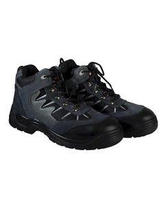 Storm Super Safety Hiker Grey Boots UK 10 Euro 44