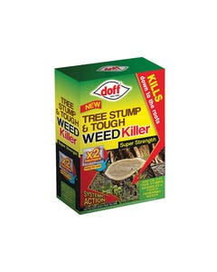Tree Stump & Tough Weedkiller 2 Sachet