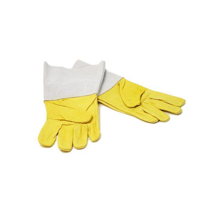 Gloves FINE HIDE YELLOW TIG GLOVES