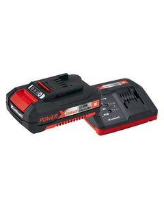Power X-Change Battery & Charger Starter Kit 18V 1 x 2.0Ah Li-Ion