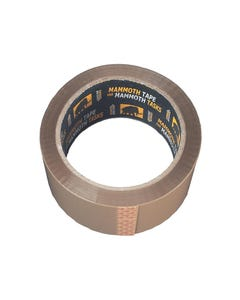 Retail/Labelled Packaging Tape Brown 48mm x 50m