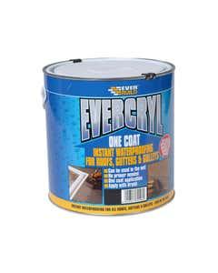 Evercryl One Coat Compound Black 2.5kg