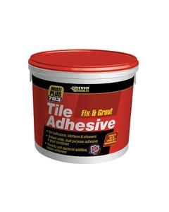 703 Fix & Grout Tile Adhesive 7.5kg