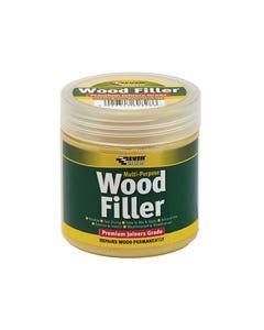 Multi-Purpose Premium Joiners Grade Wood Filler Light Oak 250ml