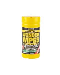 Heavy-Duty Wonder Wipes Tub of 75