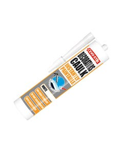 Decorator's Caulk Instantly Paintable