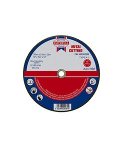 Metal Cut Off Disc 300 x 3.5 x 22.23mm
