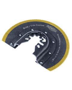 Multi-Functional Tool Bi-Metal Radial Saw TiN Coated Blade 87mm