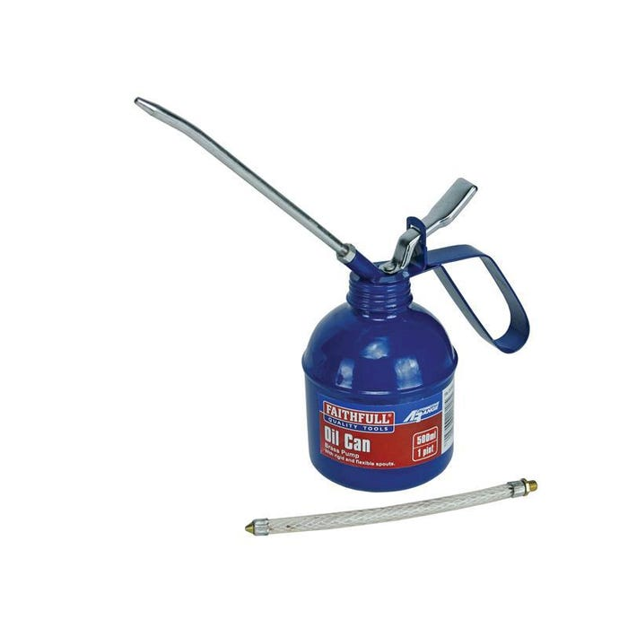 Lever Type Oil Can 500ml