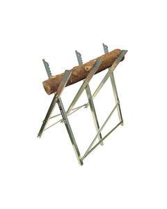 Sawhorse Folding Trestle Galvanised