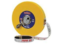 Closed ABS Fibreglass Long Tape 30m/100ft (Width 13mm)