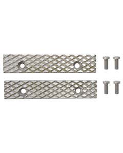 Replacement Steel Jaws For VM5 Vice