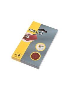 Hook & Loop Sanding Block Refill Kit Fine 120g (6)