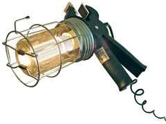 Heavy-Duty Inspection Lamp 240V
